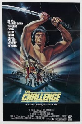 The Challenge movie poster (1982) poster MOV_a7163c1d