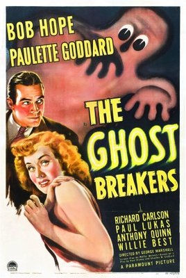 The Ghost Breakers movie poster (1940) poster MOV_a717d86c