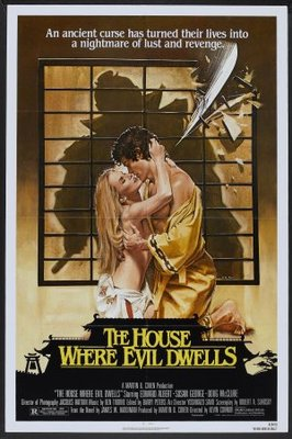 The House Where Evil Dwells movie poster (1982) poster MOV_a71e3ca2
