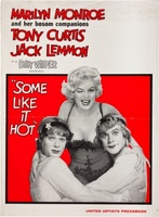 Some Like It Hot movie poster (1959) picture MOV_a71f16c9