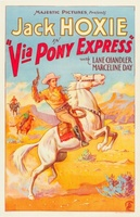 Via Pony Express movie poster (1933) picture MOV_a71f2c4b
