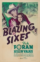 Blazing Sixes movie poster (1937) picture MOV_a72c5647