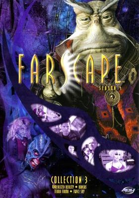 Farscape movie poster (1999) poster MOV_a7312193
