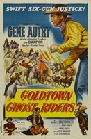 Goldtown Ghost Riders movie poster (1953) picture MOV_a7379035