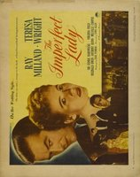 The Imperfect Lady movie poster (1947) picture MOV_a738a32f