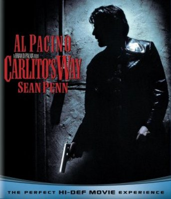 Carlito's Way movie poster (1993) poster MOV_a73aca38