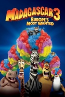 Madagascar 3: Europe's Most Wanted movie poster (2012) picture MOV_a745db37