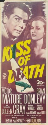 Kiss of Death movie poster (1947) poster MOV_a749c5fe