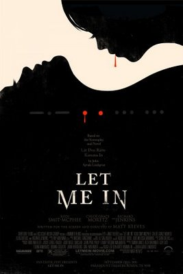 Let Me In movie poster (2010) poster MOV_a74bbe1c