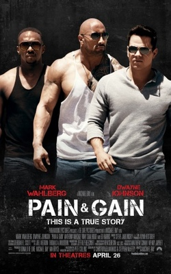 Pain and Gain movie poster (2013) poster MOV_a753431f