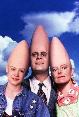 Coneheads movie poster (1993) poster MOV_a75a76a2
