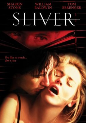 Sliver movie poster (1993) poster MOV_a75af7ab