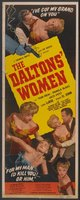 The Daltons' Women movie poster (1950) picture MOV_a75b29ce