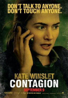 Contagion movie poster (2011) poster MOV_a75bb369