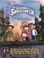 The Legend of Sasquatch movie poster (2006) picture MOV_a75bea99