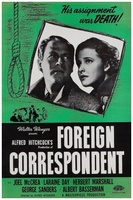 Foreign Correspondent movie poster (1940) picture MOV_8ce2713f