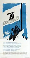Exodus movie poster (1960) picture MOV_a75dd1ed