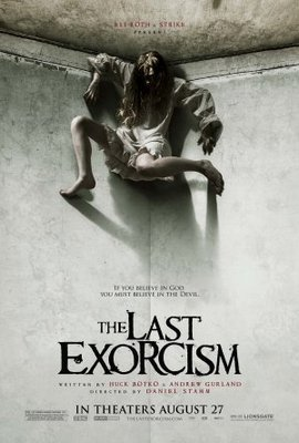 The Last Exorcism movie poster (2010) poster MOV_a765297c