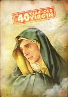 The 40 Year Old Virgin movie poster (2005) picture MOV_a7653bac