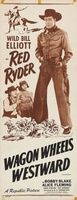 Wagon Wheels Westward movie poster (1945) picture MOV_a769dcbc