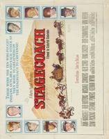 Stagecoach movie poster (1966) picture MOV_a769ee80