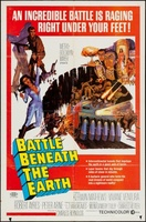 Battle Beneath the Earth movie poster (1967) picture MOV_a76e13ef