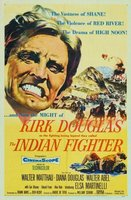 The Indian Fighter movie poster (1955) picture MOV_a7715c19