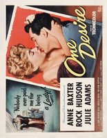 One Desire movie poster (1955) picture MOV_a77226e4