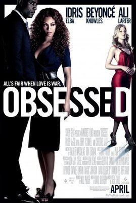 Obsessed movie poster (2009) poster MOV_a7724dee