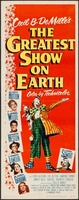 The Greatest Show on Earth movie poster (1952) picture MOV_a776e106