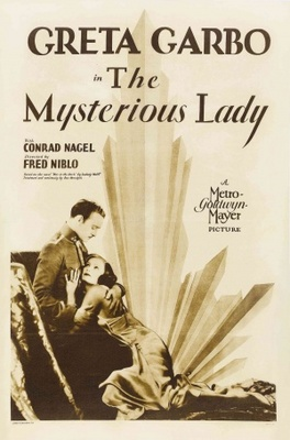 The Mysterious Lady movie poster (1928) poster MOV_a77ab9d3