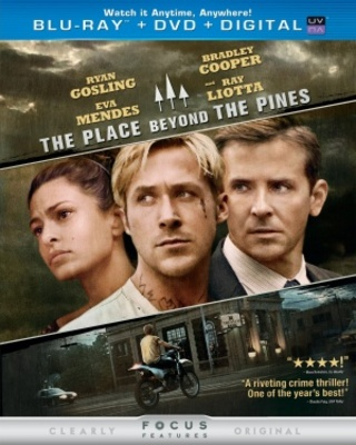 The Place Beyond the Pines movie poster (2012) poster MOV_a77c68c0