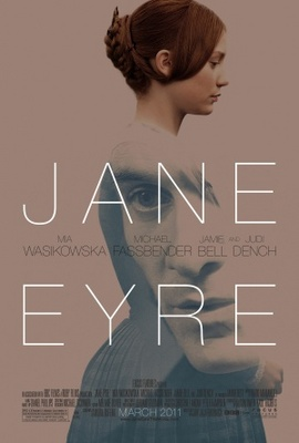 Jane Eyre movie poster (2011) poster MOV_a77cfbac
