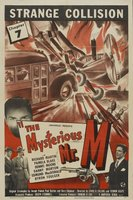 The Mysterious Mr. M movie poster (1946) picture MOV_a77efcf0