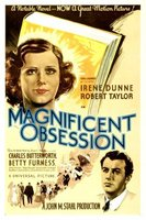Magnificent Obsession movie poster (1935) picture MOV_a7856dc7