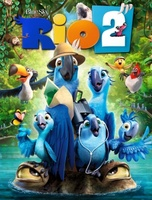 Rio 2 movie poster (2014) picture MOV_a78808a2