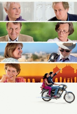 The Best Exotic Marigold Hotel movie poster (2011) poster MOV_a7883223