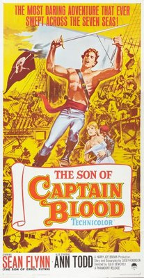 Figlio del capitano Blood, Il movie poster (1962) poster MOV_a789826a