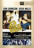 23 Paces to Baker Street movie poster (1956) picture MOV_a7908952