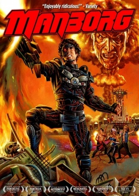 Manborg movie poster (2011) poster MOV_a79204d8