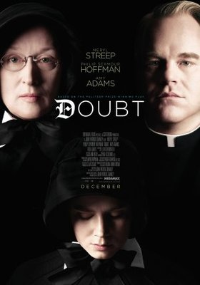 Doubt movie poster (2008) poster MOV_a7934958