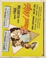 Fired Wife movie poster (1943) picture MOV_a7934eff