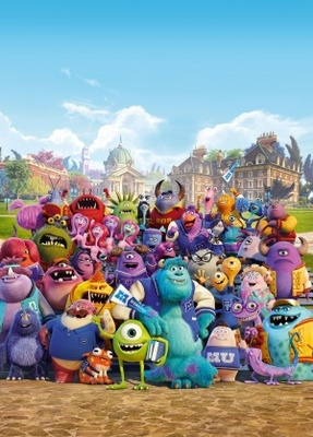Monsters University movie poster (2013) poster MOV_a794ba00