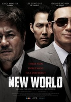 New World movie poster (2013) picture MOV_a79d8aa5