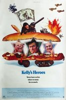 Kelly's Heroes movie poster (1970) picture MOV_a7a0d43e