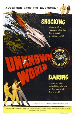 Unknown World movie poster (1951) poster MOV_a7a45ccf