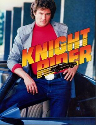 Knight Rider movie poster (1982) poster MOV_a7a522c3