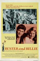 Buster and Billie movie poster (1974) picture MOV_a7a61318