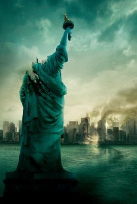 Cloverfield movie poster (2008) poster MOV_a7a8edae