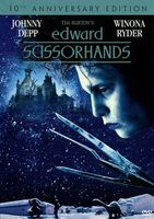 Edward Scissorhands movie poster (1990) picture MOV_a7ac0004